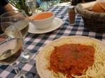 Toledo lunch