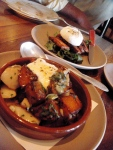 Small plates at Olympic Provisions.