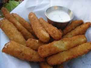 Mash Tun's Fried Zucchini