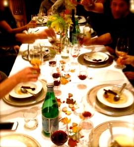 Dinner photo