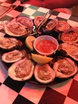 Dozen raw at Acme Oyster House.