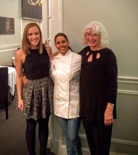 Kati, Chef Marte, Dorothy