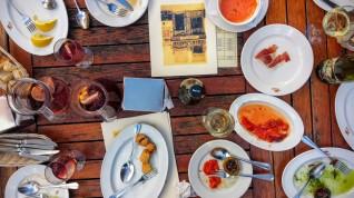 Casa Roman Table