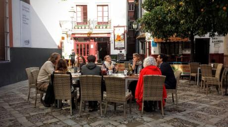 Group at Casa Roman