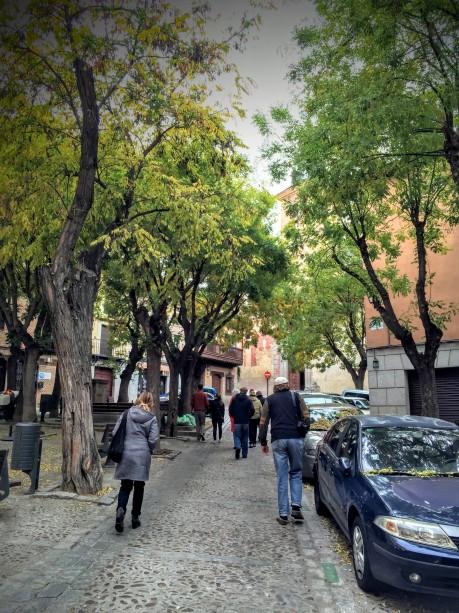 Walking Toledo
